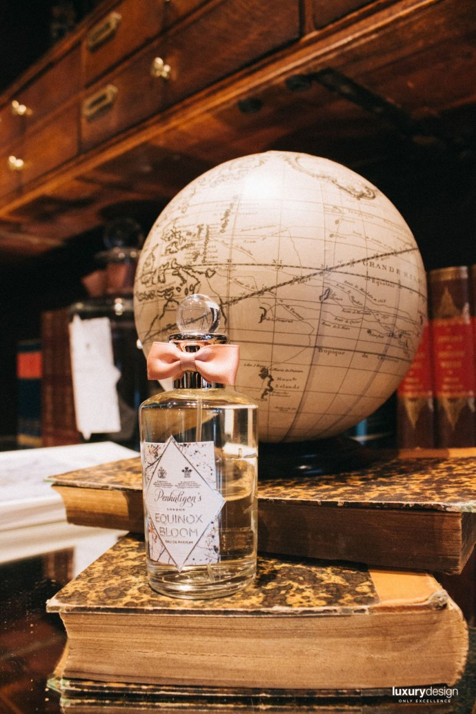 Penhaligons Equinox Bloom  globe
