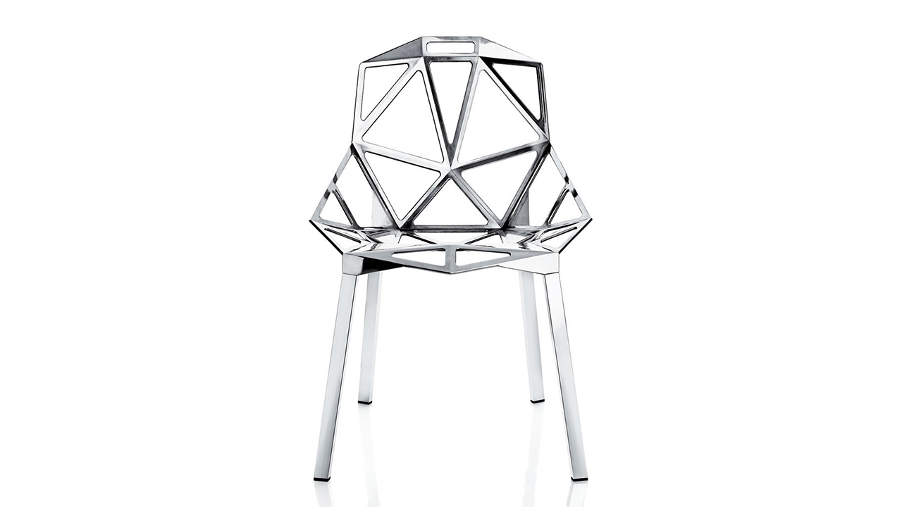 Chairone Stack Grey
