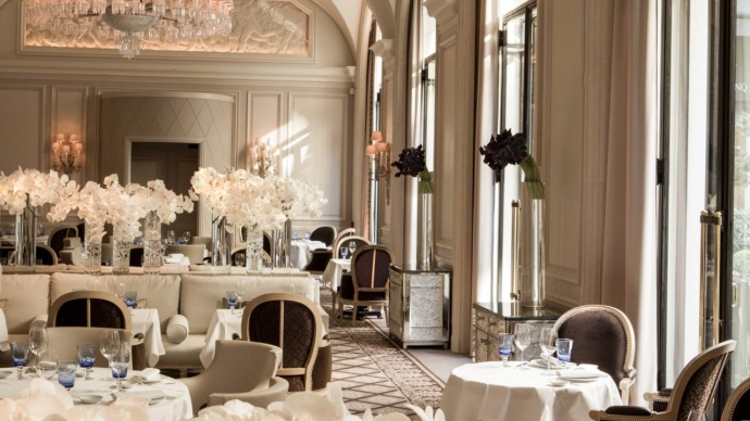 Four Seasons Paris Le George