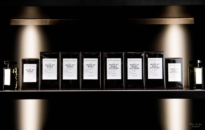 artisan parfumeur packaging