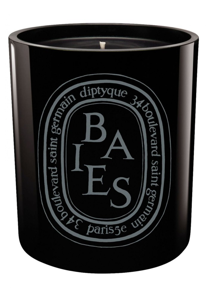 diptyque - Bougie Coloree Baies 300g