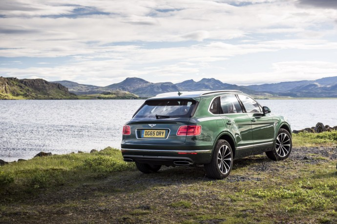 Bentley Bentayga Fly Fishing by Mulliner – The Ultimate Angling Accessory
