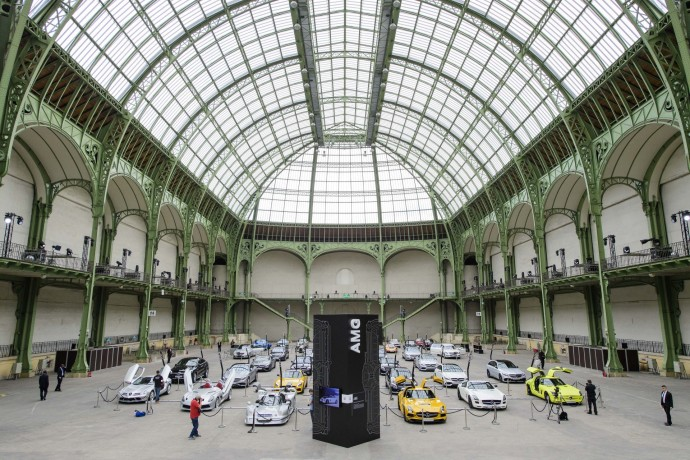 mercedes grand palais interieur
