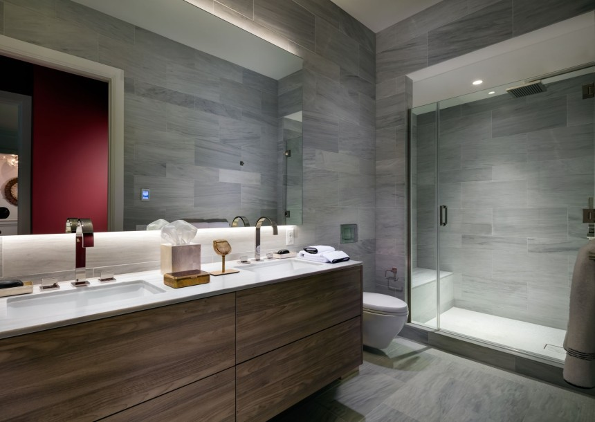 The Pacific Master Bath