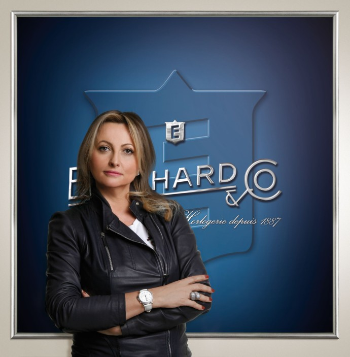 Barbara Monti CEO Eberhard & Co. - 2016