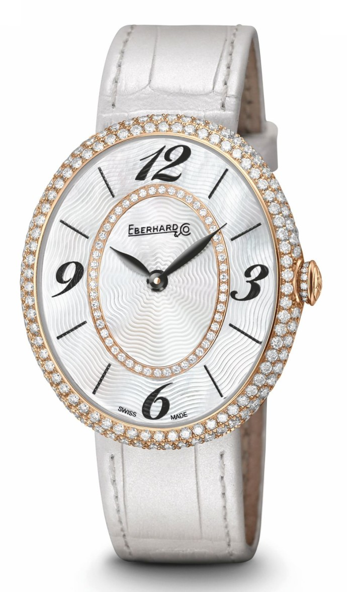 Eberhard & Co. - Gilda Grand Pavé Or
