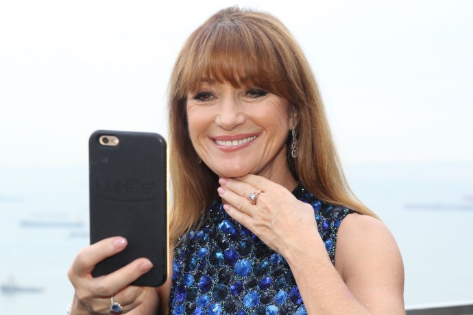 Jane Seymour with The Jane Seymour - Selfie I