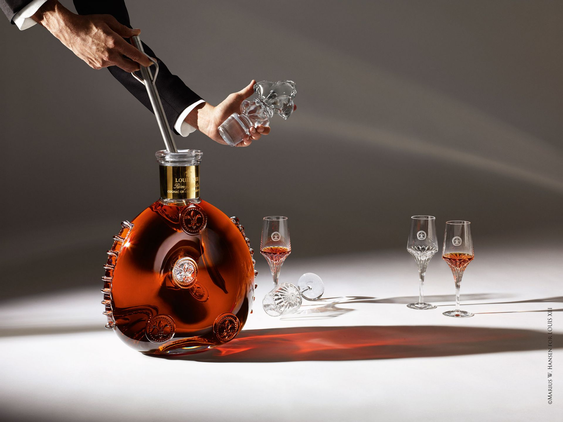 Louis Xiii The Mathusalem The Exclusive Sale Of Excellence