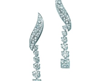 Tiffany Masterpieces 2016 boucle d'oreille