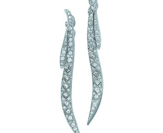 Tiffany Masterpieces 2016 boucle d'oreille diamants