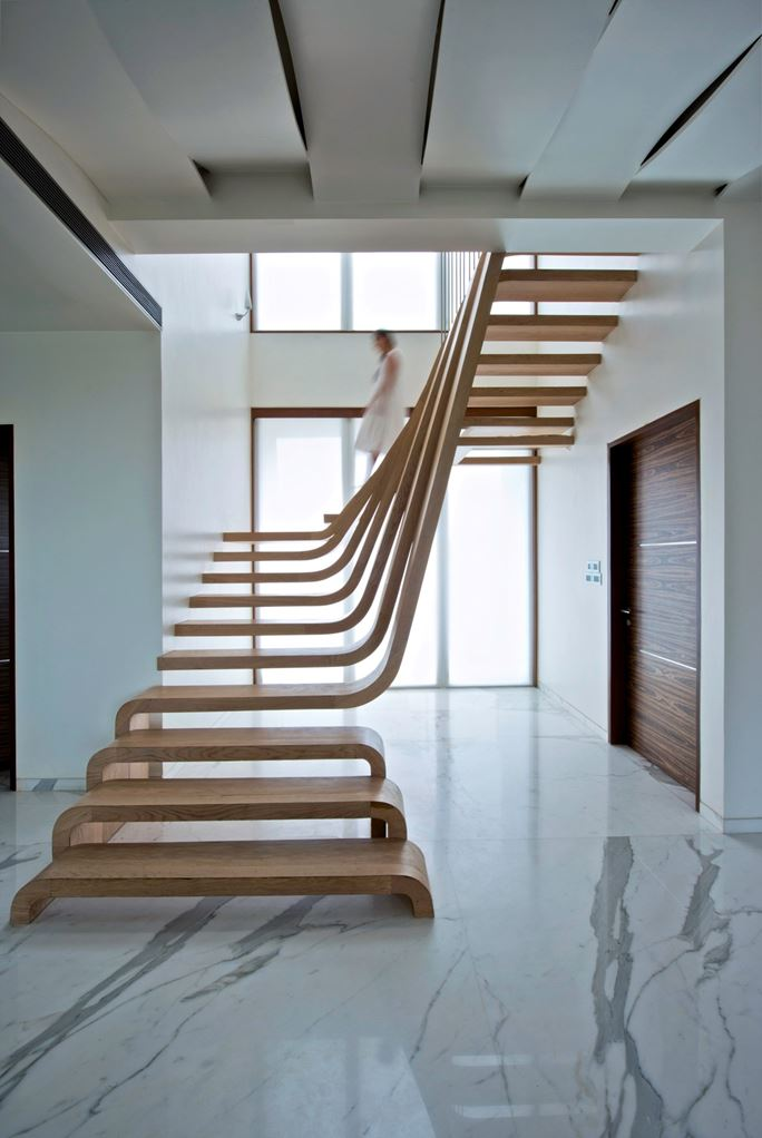 top escalier SDM APARTMENT Inde Photo Bharath Ramamrutham