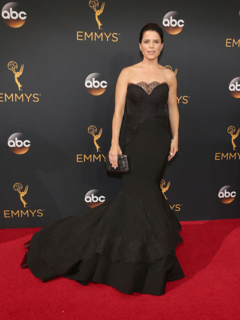 neve-campbell-christian-siriano-emmy-awards