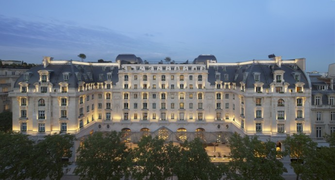 Peninsula Paris Palace