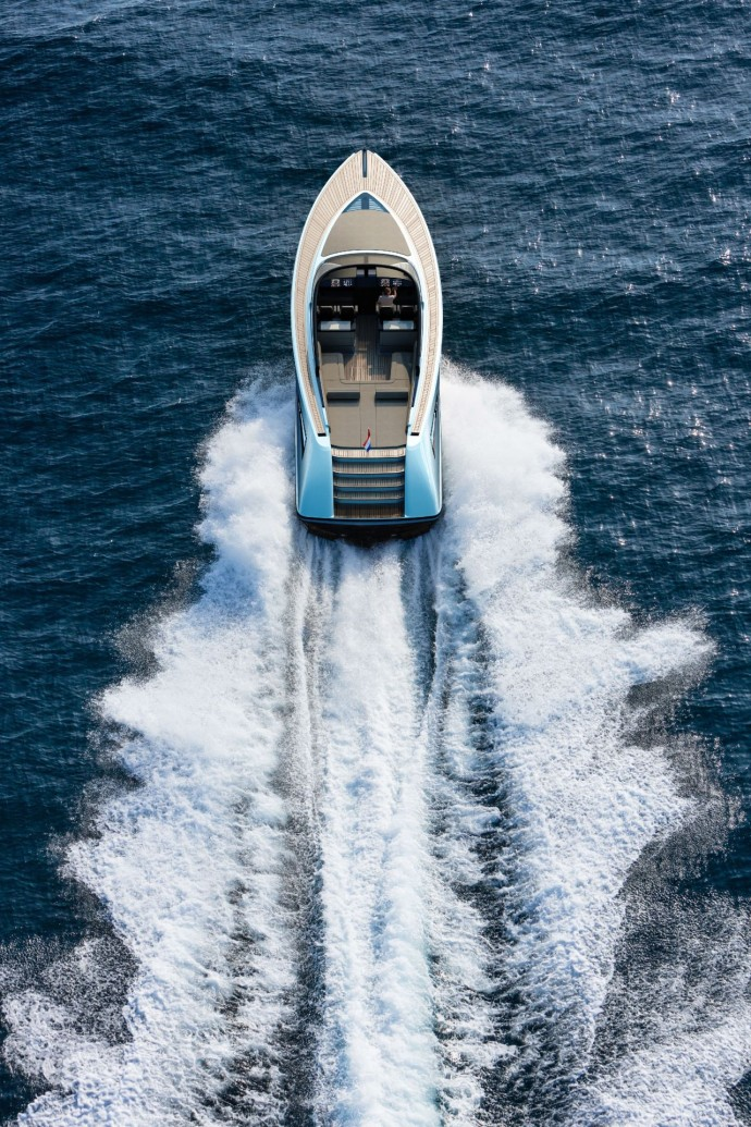 Four Yacht Tenders on the Market for 2017 - Luxury Design