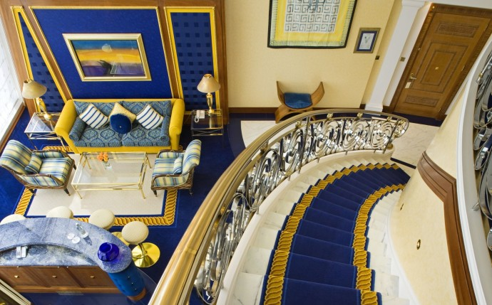 Burj Al Arab - Club Suite