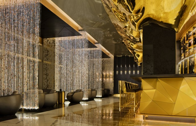 Burj Al Arab Jumeirah - Gold On 27