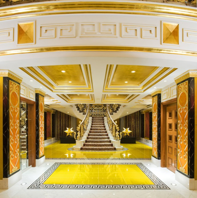 Burj Al Arab - Royal Suite