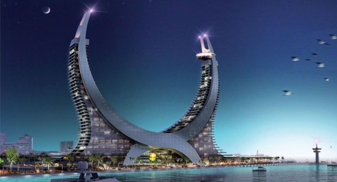 Katara Towers, Lusail Marina District_Opening 2019