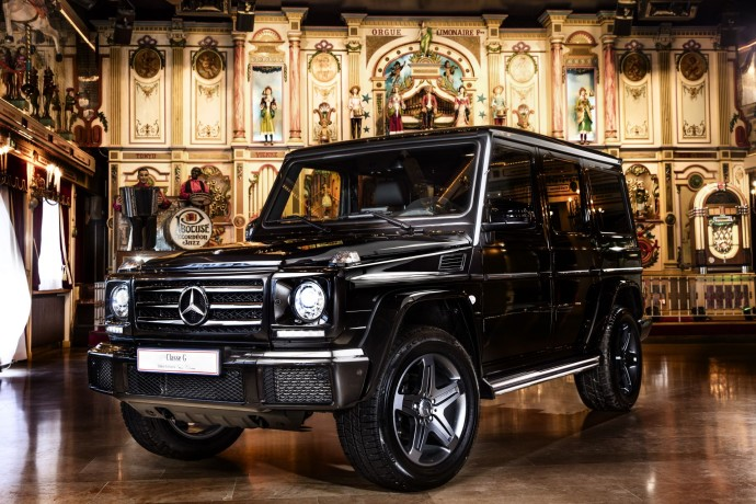 Mercedes-Benz Classe G paul bocuse