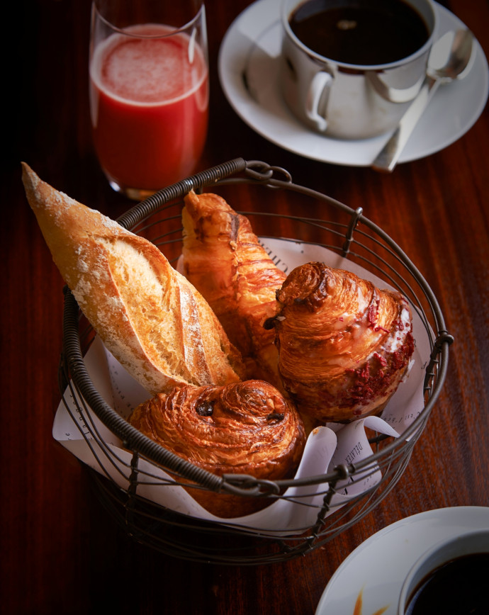 Royal Monceau Raffles Paris - Breakfast (1)