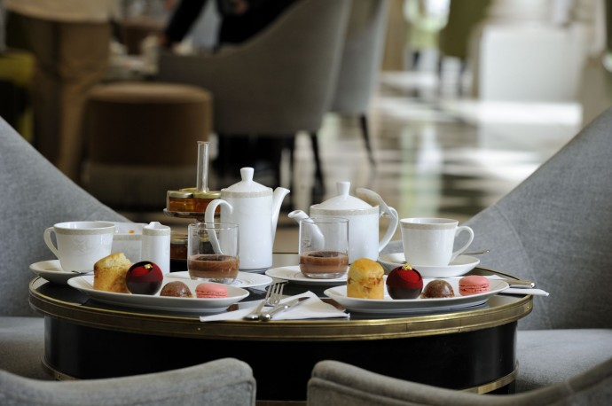 Trianon Palace Versailles, A Waldorf Astoria Hotel - Afternoon Tea