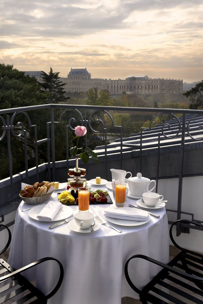 Trianon Palace Versailles, A Waldorf Astoria Hotel - Terrace Suite