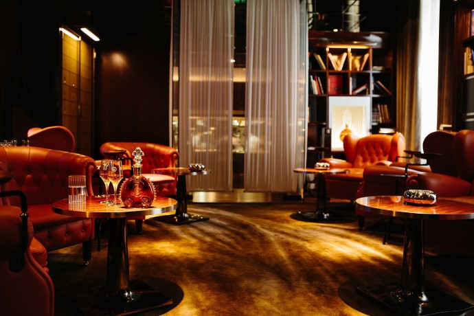 cognac Louis Royal monceau salon