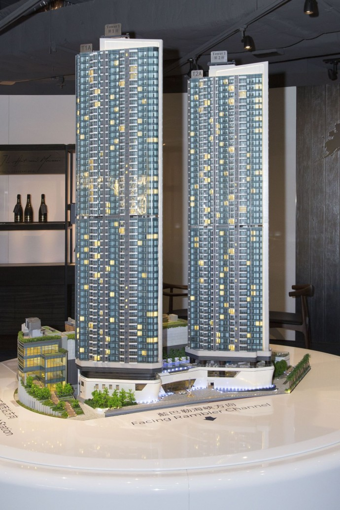 the pavilion bay Development Model