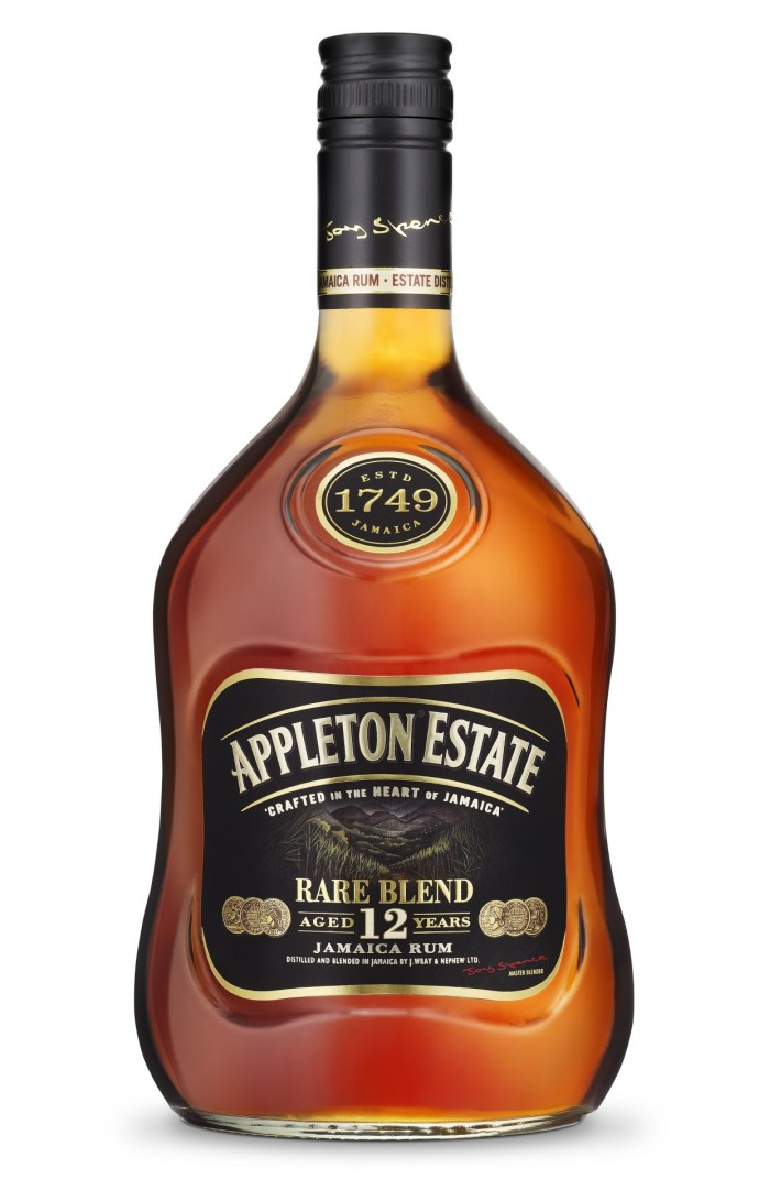 APPLETON ESTATE Rare Blend 12 ans HD