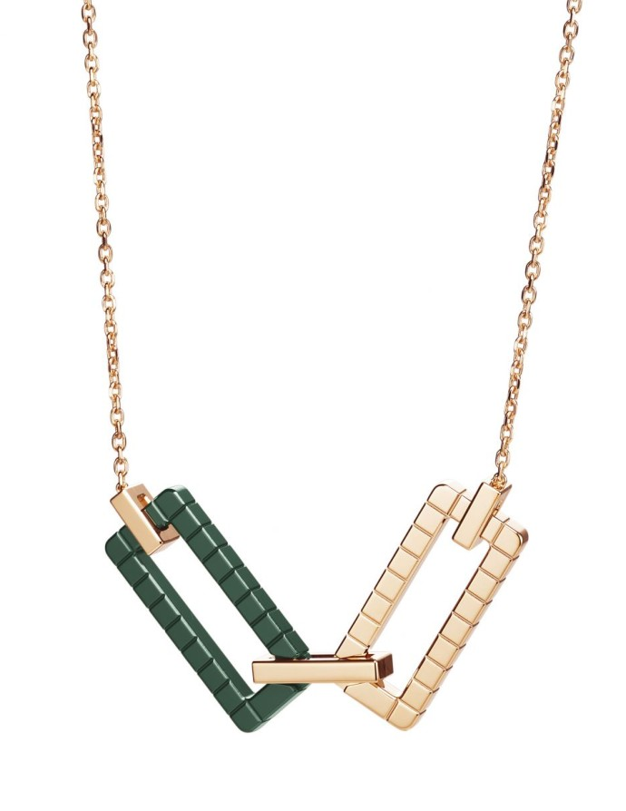 RIHANNA CHOPARD Joaillerie collection necklace