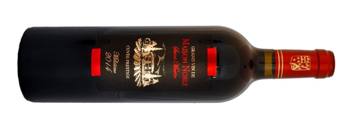 chateau maison noble Prestige-Rouge