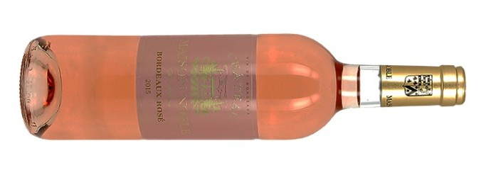 chateau maison noble Tradi-Bordeaux-Rose