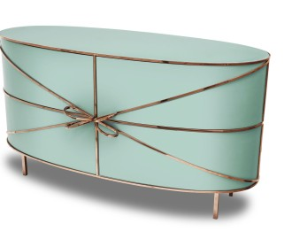 Semaine du design Milan 2017 Scarlet Splendour 88 Secrets Sideboard Jade Rose 2
