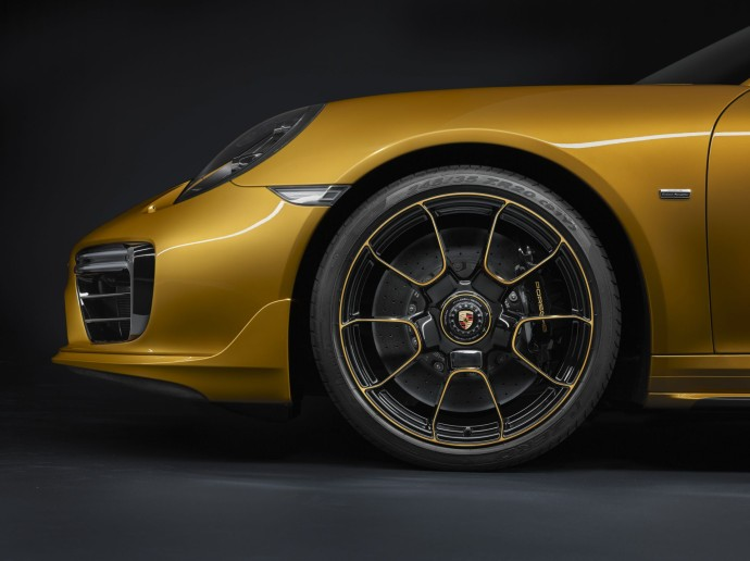 911 Turbo S Exclusive Series roue