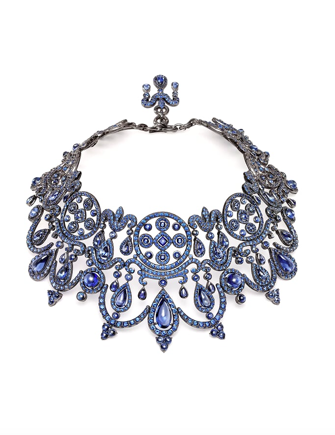 Bodino Corona Caterina necklace