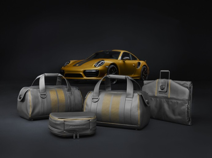 Porsche 911 Turbo S Exclusive Series sac