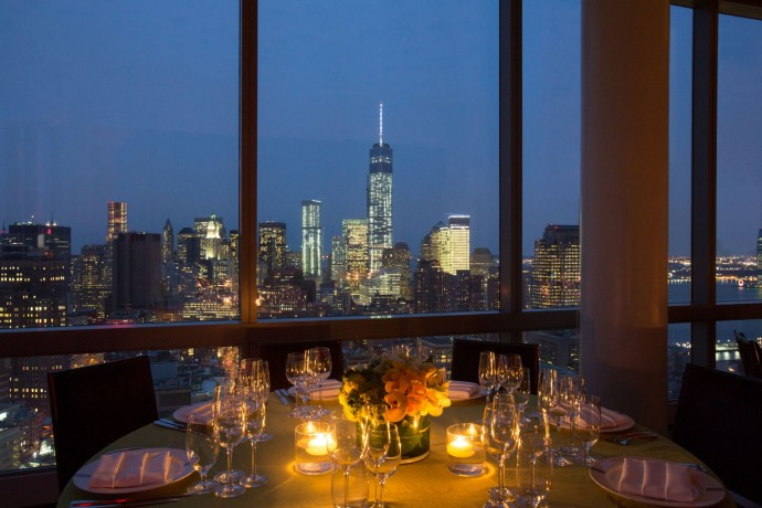 Trump Soho view