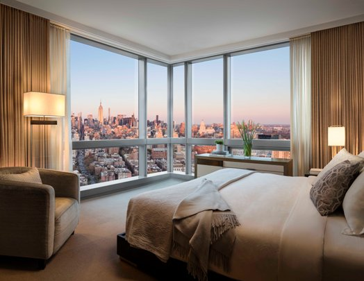 trump soho hotel suite