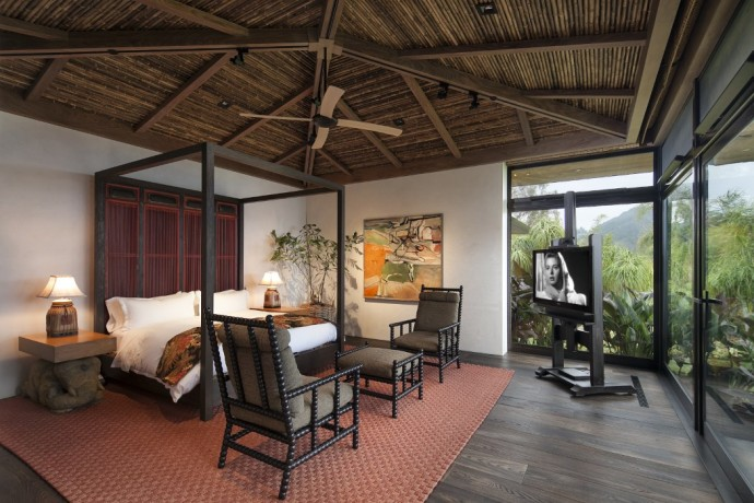 CONTEMPORARY BALINESE-STYLE ESTATE villa suite