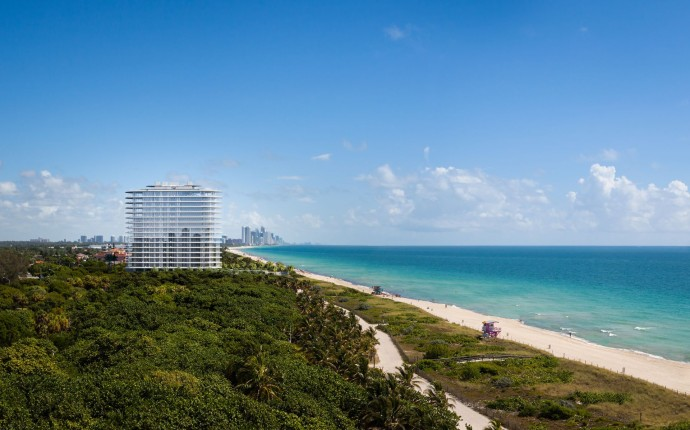 Renzo Piano's first residential project Eighty Seven Park Over Park View