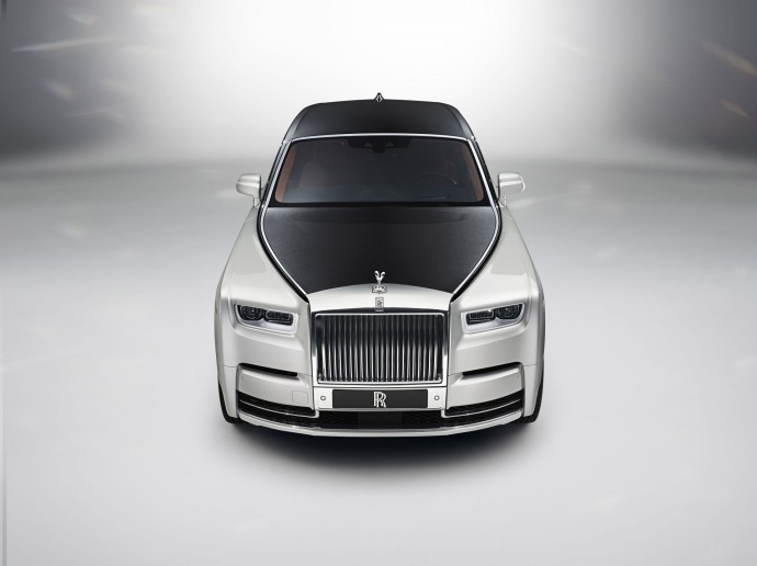 NEW ROLLS-ROYCE PHANTOM 16