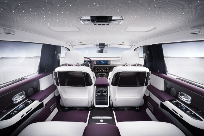 NEW ROLLS-ROYCE PHANTOM 23