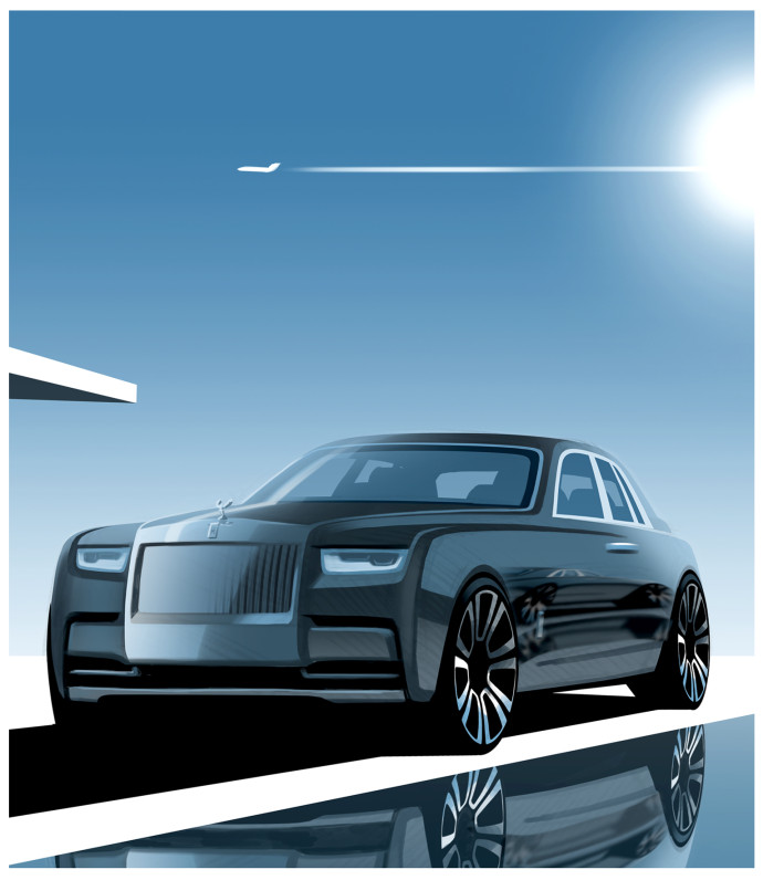 NEW ROLLS-ROYCE PHANTOM 29