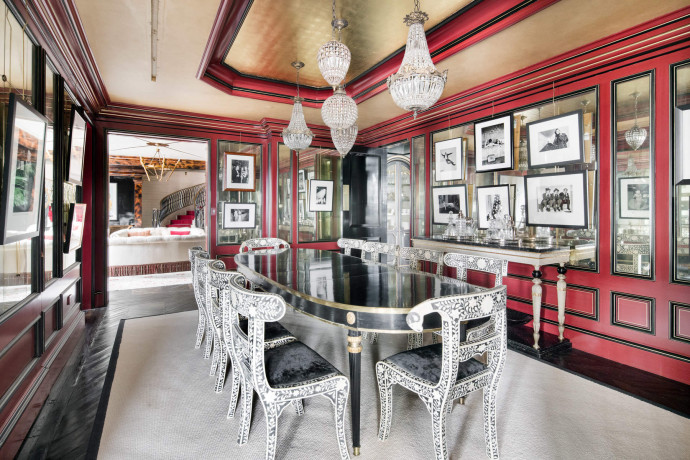 Tommy Hilfiger appartement 6