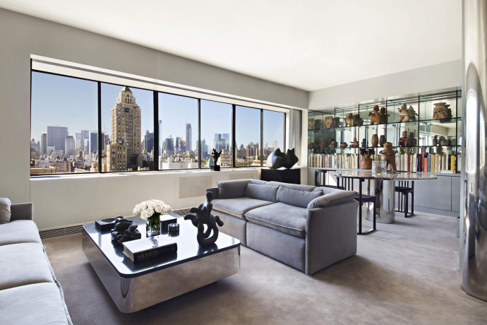 Fernando Botero's Upper East Side Home and Art Studio view