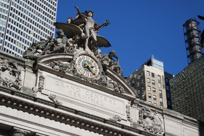 Tiffany & Co grand central terminal