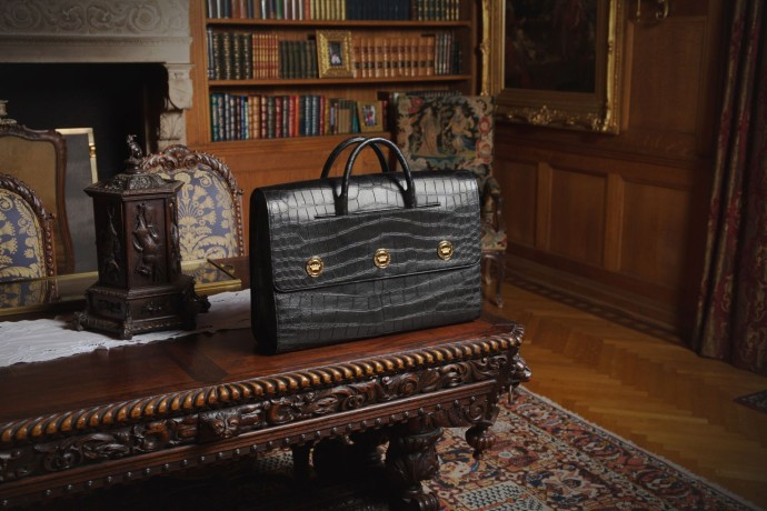 Imperium Porosus Crocodile Attaché - Limited To 3 - US $175,000