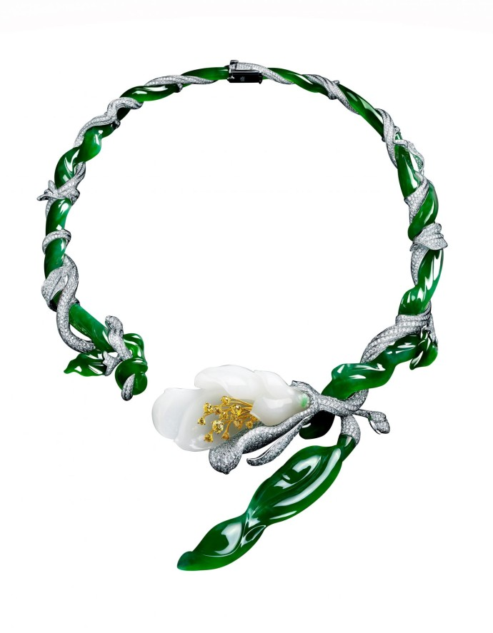 TTF - Imperial Magnolia necklace _2