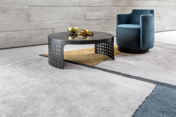 OKHA rugs - Stone1 & Tub chair & Silo Coffee Table 7_HR