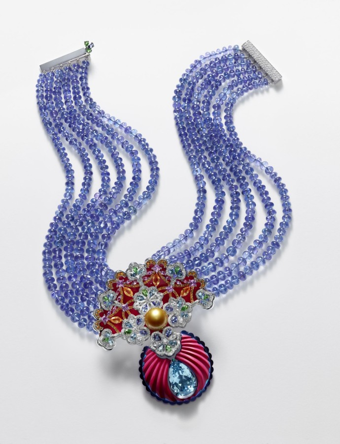 Red Carpet Collection - Necklace 818009-9001
